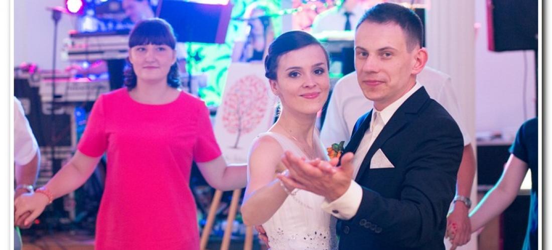 Dorota i Mateusz, krótka historia ślubu….