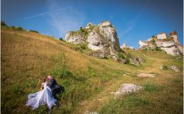 Anna & Mateusz Sesja poślubna