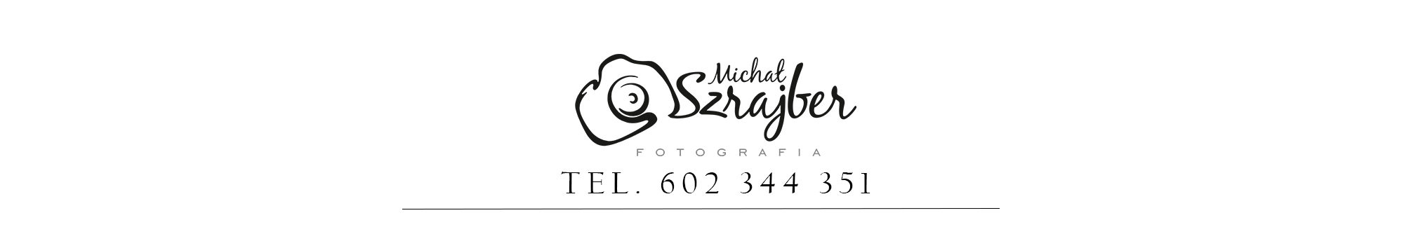 Fotograf ślubny, zdjęcia ślubne – Michał Szrajber